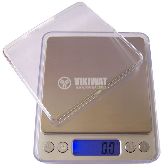 Electronic pocket scale to 500 g - 1