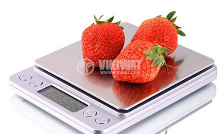 Electronic pocket scale to 500 g - 2