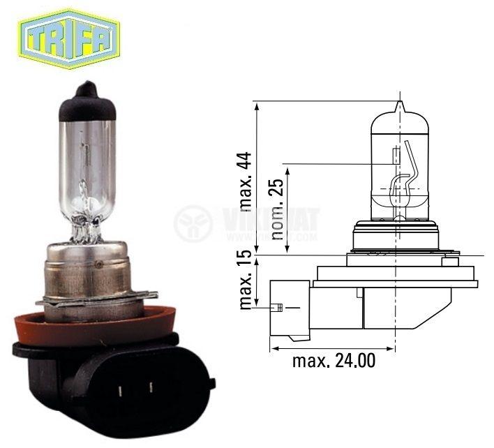 Автомобилна халогенна лампа - 1