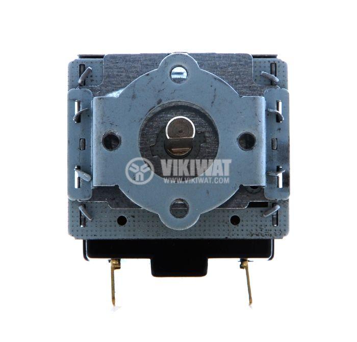 Таймер DKJ/1-90, за микровълнова, със звънец, NO, 250 VAC, 15 A, обхват от 0 до 90 min - 1
