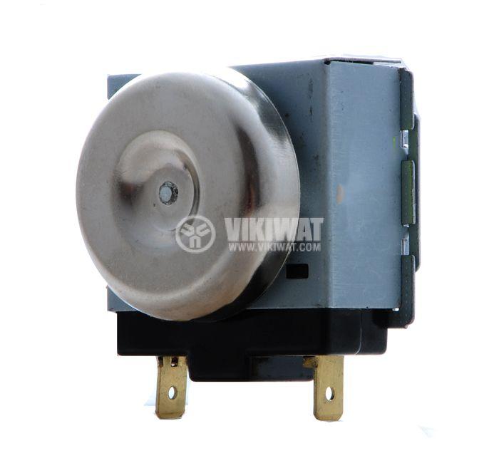 Таймер DKJ/1-90, за микровълнова, със звънец, NO, 250 VAC, 15 A, обхват от 0 до 90 min - 2