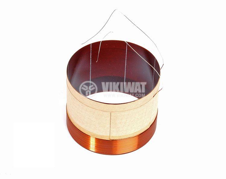 Voice coil, 4281А, 8Ohm, Ф49.55, 40mm