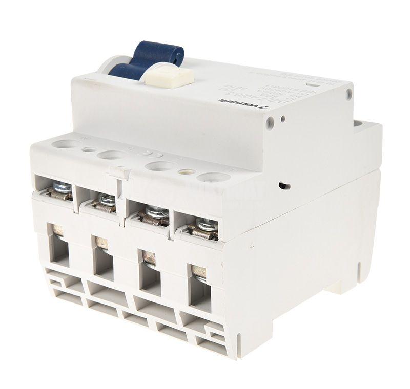 Residual Current Circuit Breaker (RCCB) F362, 40 A, 300 mA - 3