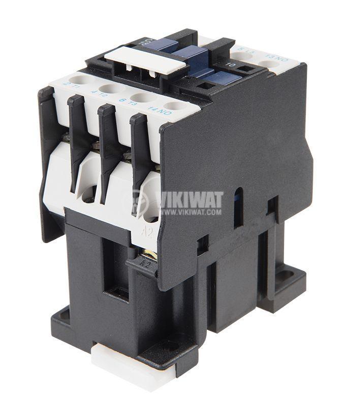 Контактор трифазен бобина 36VАC 3PST - 3NO 18A CJX2-D18 NO - 4