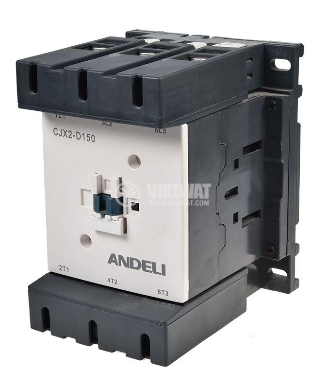 Contactor CJX2-D150 - 1