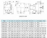 Контактор, трифазен, бобина 220VАC, 3PST - 3NO, 115A, CJX2-D115 - 2