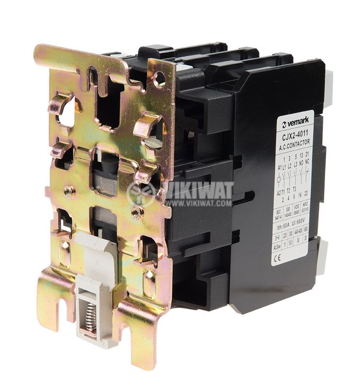 Contactor, three-phase - 2