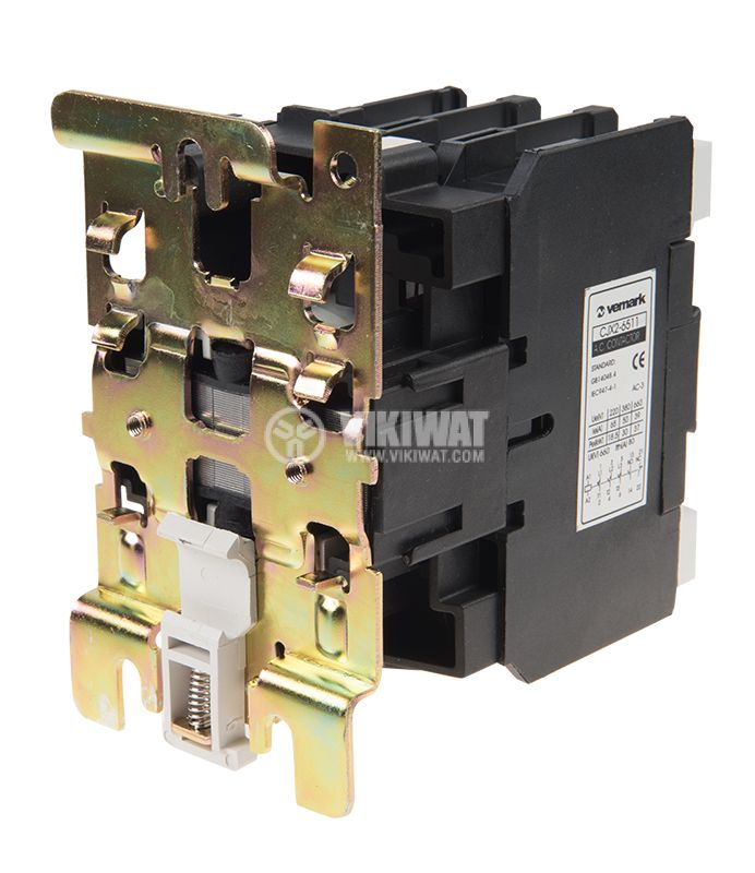 Contactor, three-phase, coil 24VAC  - 2