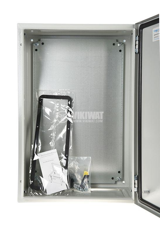 Switch box ST5 625, 600x500x250mm, IP66   - 4
