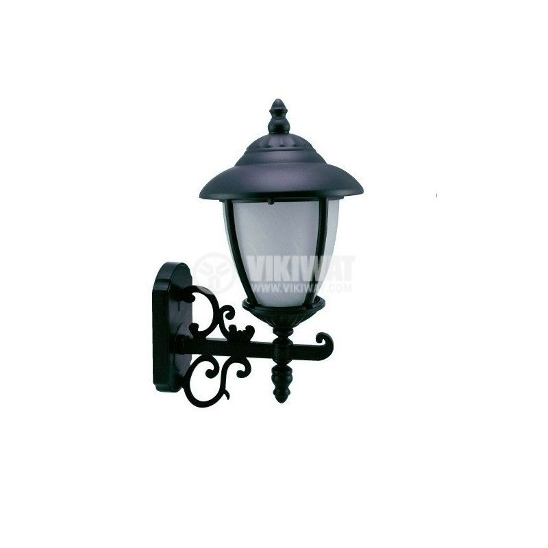 Garden lighting fixture Pacific CB 01, E27, on wall - 1