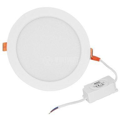 LED panel lamp BL09-1610, 16W, 220VAC, natural white - 2