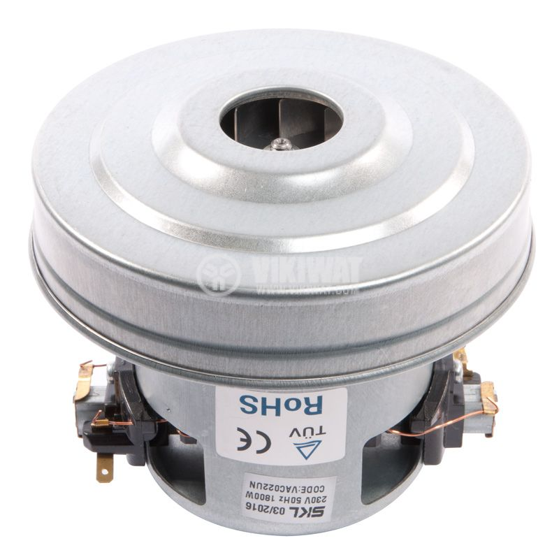 Motor for vacuum cleaners, VAC022UN, 1800W - 2