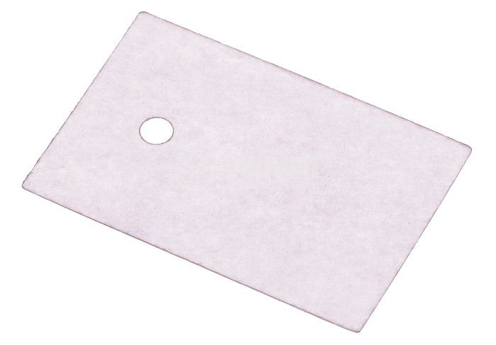 Thermally conductive pad, mica, TO-3P, 25x40 mm, 1mm