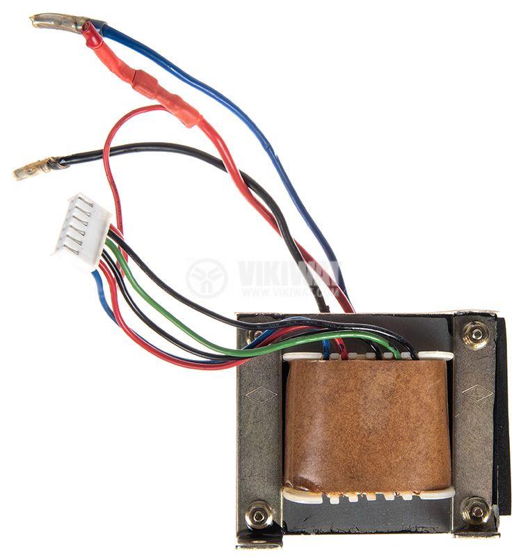 Трансформатор UPS 2x6/220VAC   - 1