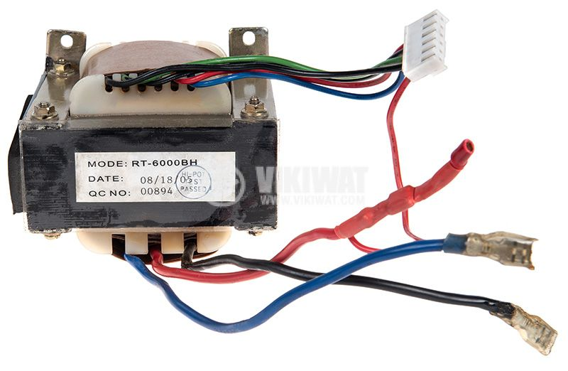Трансформатор UPS 2x6/220VAC   - 3