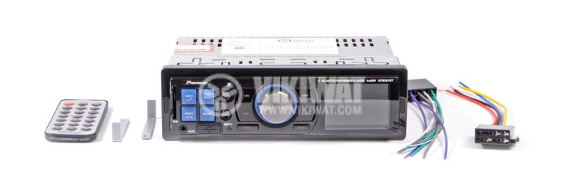 RADIO MP3 PLAYER SCM261BT, 4X40W, USB, AUX, SD card - 4
