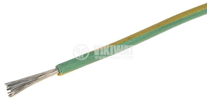 Проводник, високотемпературен 105°С, 0.75mm2  - 2