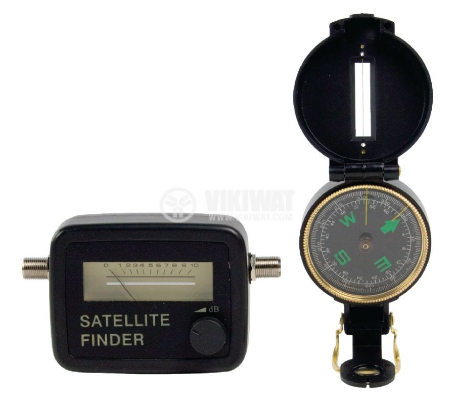 Satellite finder 950-2400 MHz, 83 dB - 3