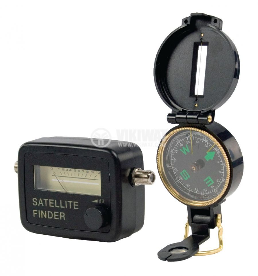 Satellite finder 950-2400 MHz, 83 dB - 4