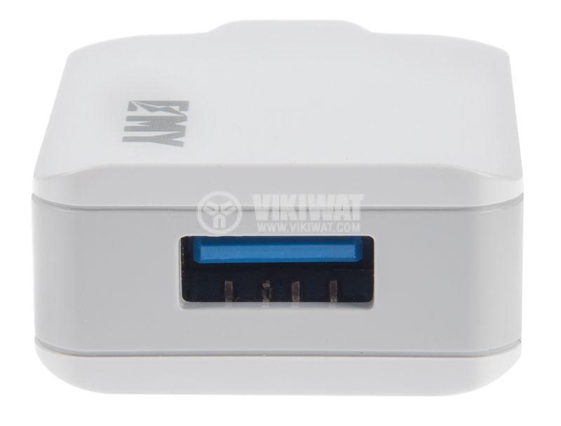 Захранващ адаптер USB - 4