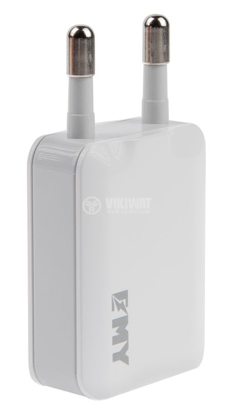 Захранващ адаптер 1A USB - 5