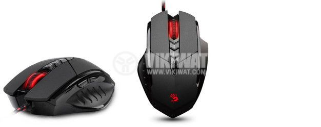 Multi-Core Gun3 Gaming Mouse V5 BLOODY
