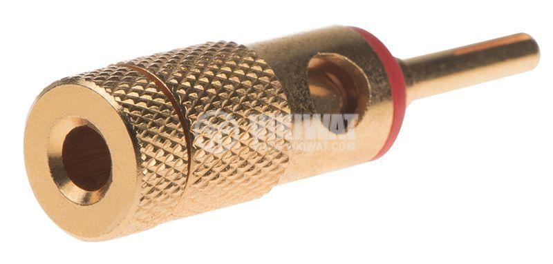 Банан щекер, 3.2mm - 5