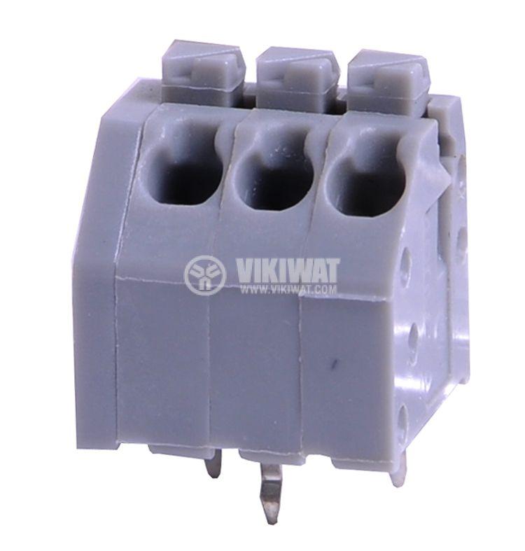 Троен терминален блок VF250-3.5 - 1