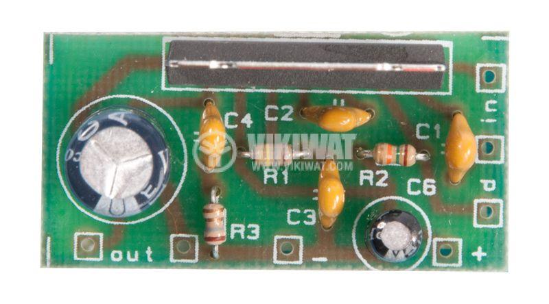 Audio amplifier 2.5 W for TV - 1