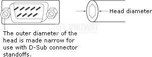 Отвертка, глух ключ, 1PK-19400-М4.5mm - 4