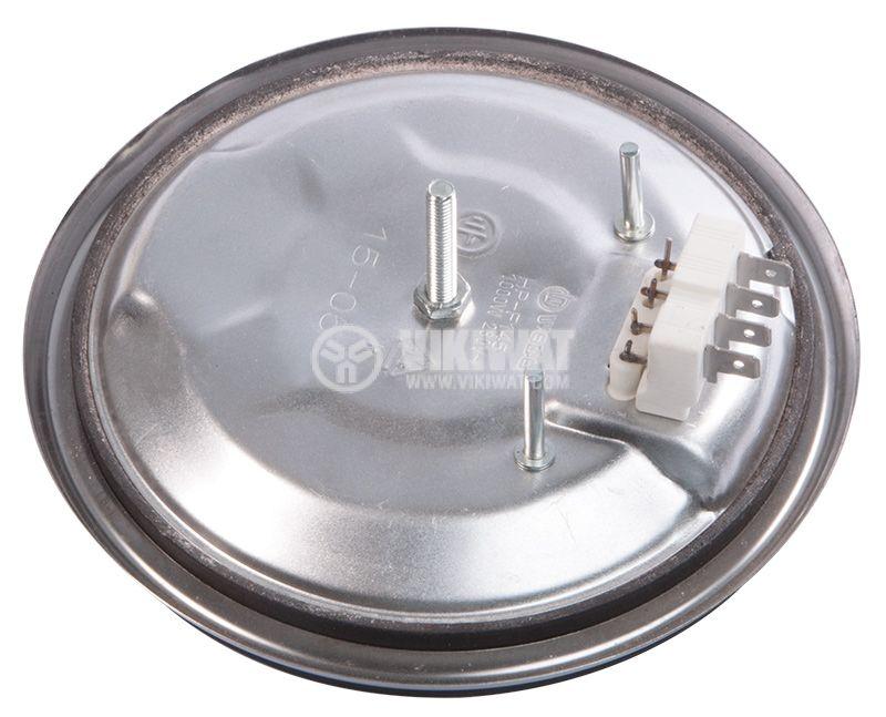 Нагревателна плоча HP-145-4, Ф 145MM, 1000W - 2