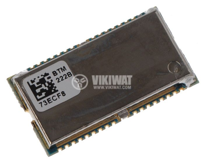 Bluetooth module, 3-3.6VDC, 18dBm - 1