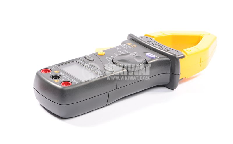 Multimeter Current clamp MS2101, LCD (4000), Φ42mm, Vac, Vdc, Aac, Adc, °C, F, Ohm, Hz - 4