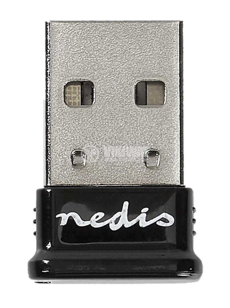 Универсален Bluetooth 4.0 USB адаптер, BLDO100V4BK 3Mbps - 3