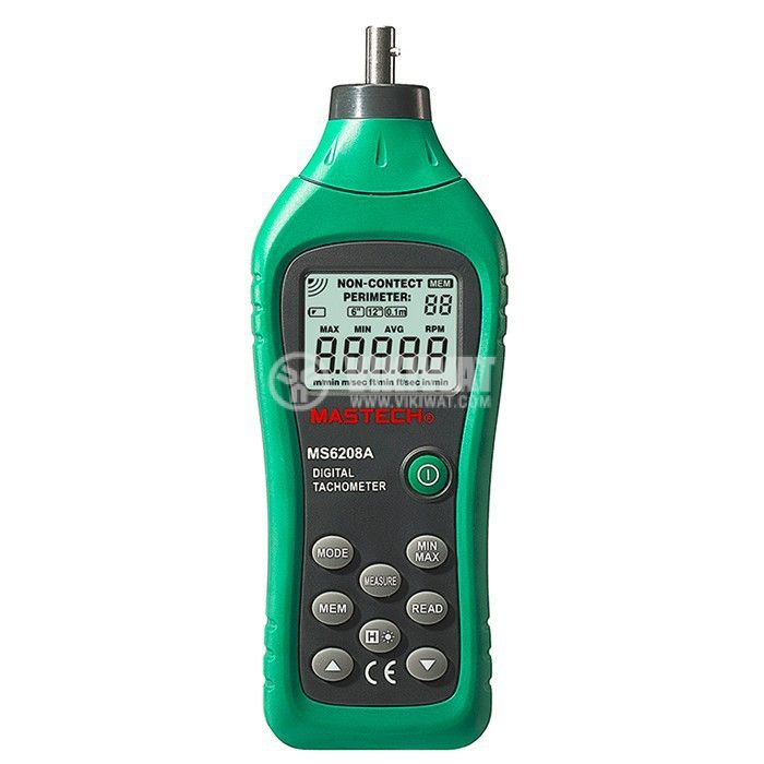 Digital Tachometer MS6208A - 1