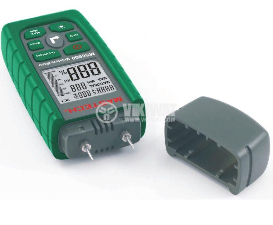 Moisture Tester MS6900 , range 0 – 90% - 2