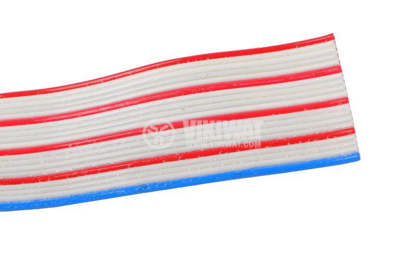Лентов кабел ЛМПВГ 20x0.12mm2