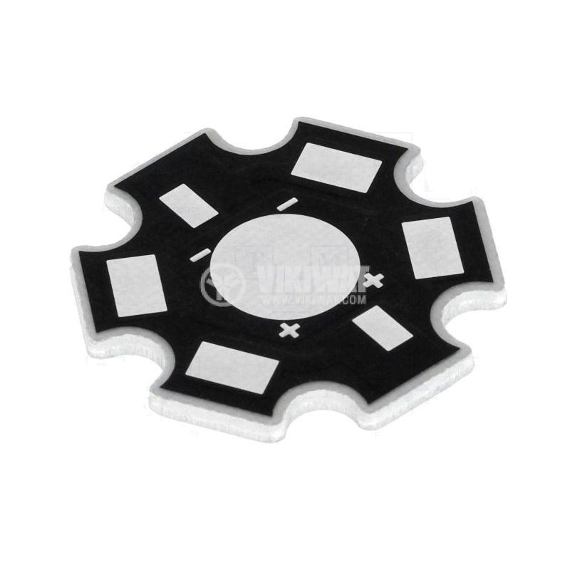 LED основа за 1 led диод, ф20mm