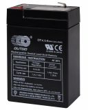 Sealed Lead Acid Battery 6V 4.5Ah OT4.5-6 with gel