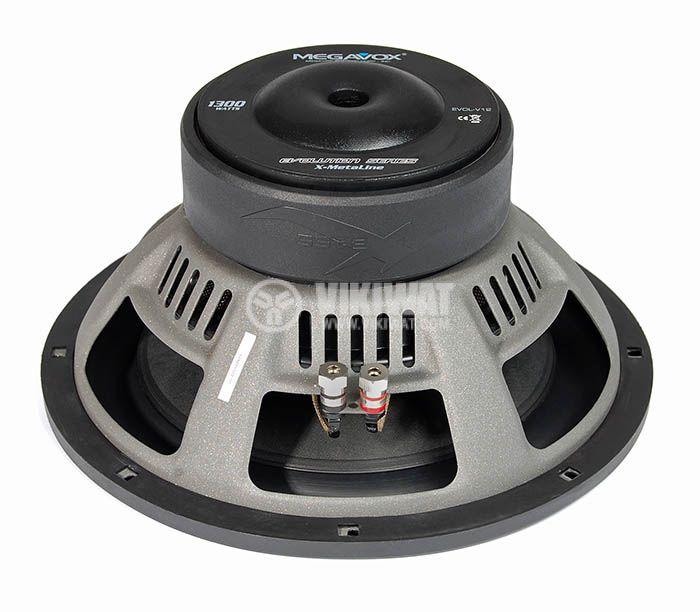 Car Speaker, EVOL-12, Low Frequency, 200 W, 12'' - 3