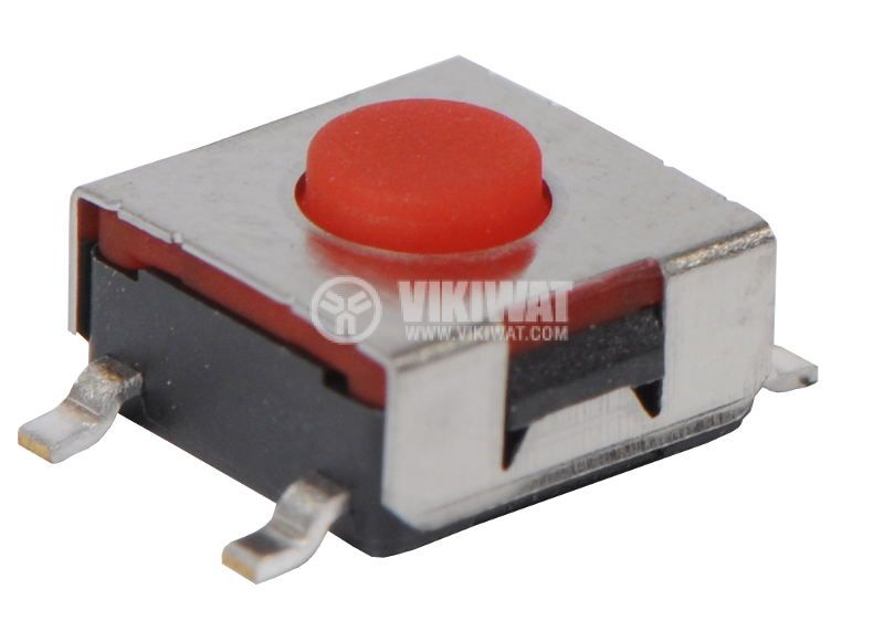 Irretentive Micro Switch, 12 V, 0.05 A, DPST, OFF (ON), NO - 1