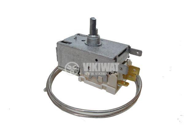 Терморегулатор, капилярен, К59 (A13), -24°C +5°C, NO+NC, 6 A / 250 VAC - 1