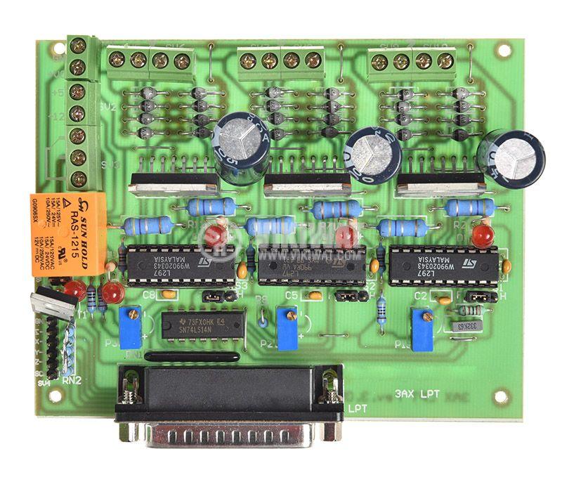 Контролер 3AX-LPT през паралелен порт - 2