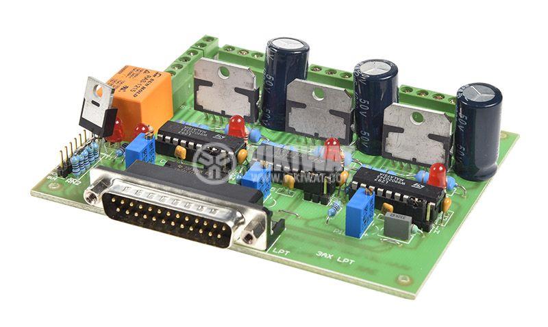 Контролер 3AX-LPT през паралелен порт - 1
