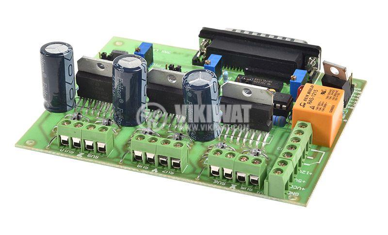 Контролер 3AX-LPT през паралелен порт - 3