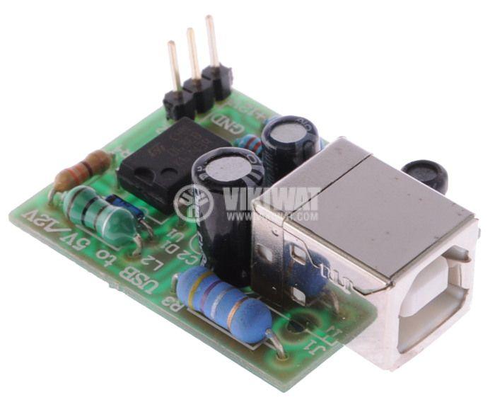 USB захранване на 5 V и 12 V  - 1