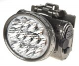 LED headlamp, rechargeable, YJ-1898, 13LEDs, 100lm