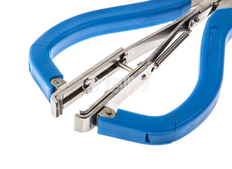 Pliers, cutters, lathe, 1PK-066N, 0-4 - 1.6mm2 - 3