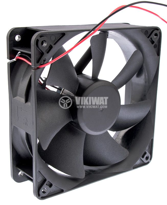 Fan MEC0384V1-000U-A99, 48VDC, 120x120x38mm, MagLev, 235m3/h - 2