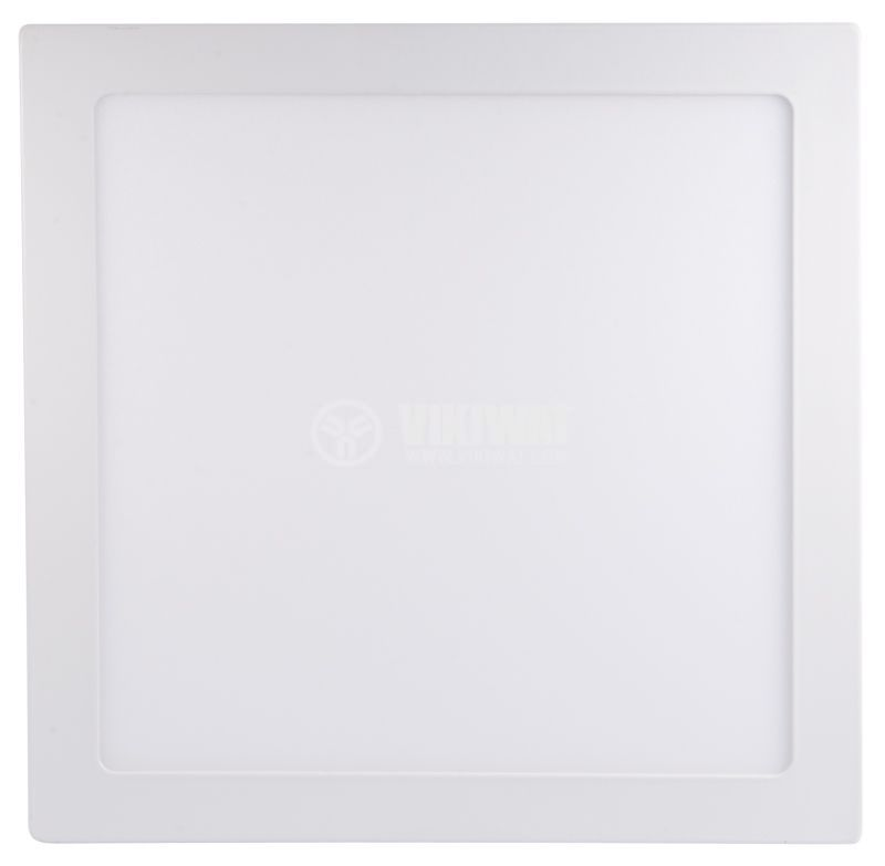LED panel 18W, 220VAC, 3000K, warm white, 220x220mm, BL06-1800 - 5
